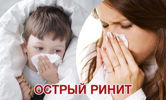 Аллергический ринит код по мкб
