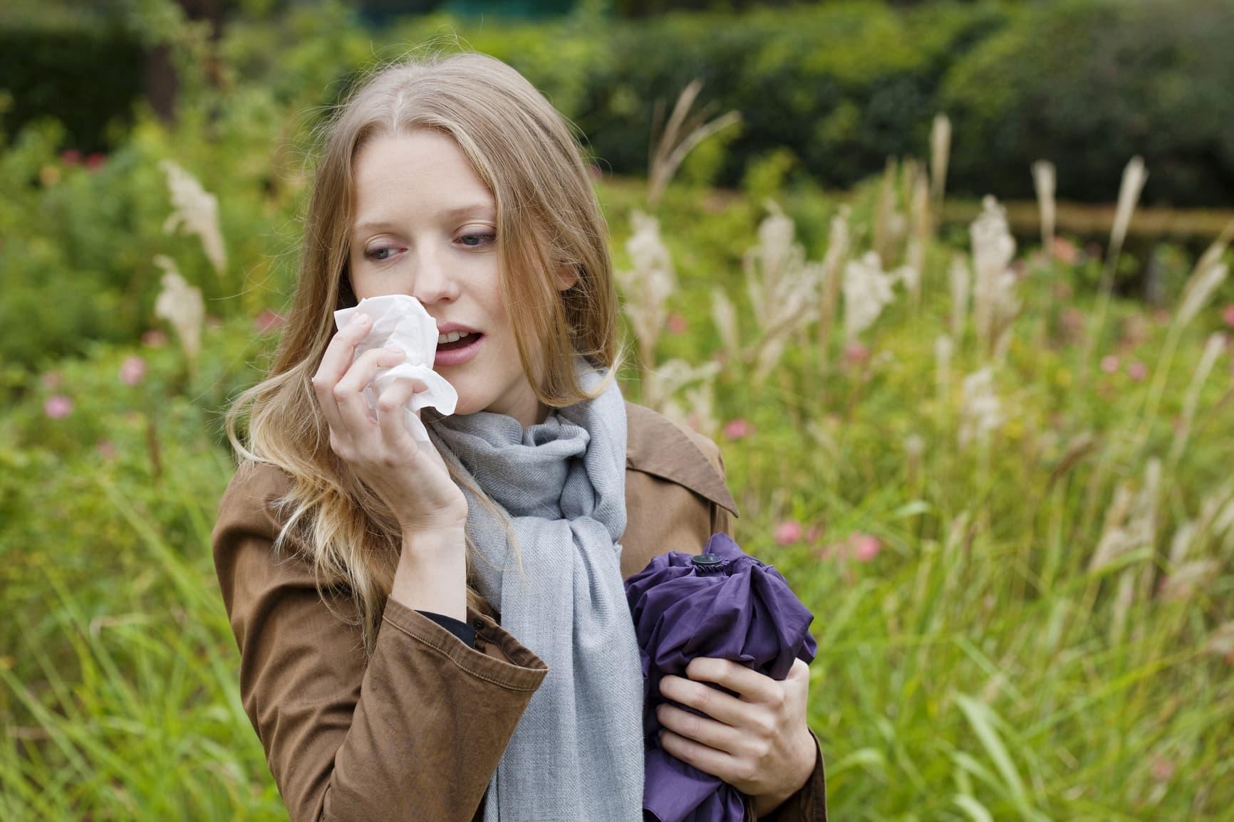 Аллергический насморк или ринит - симптомы, причины и лечение.