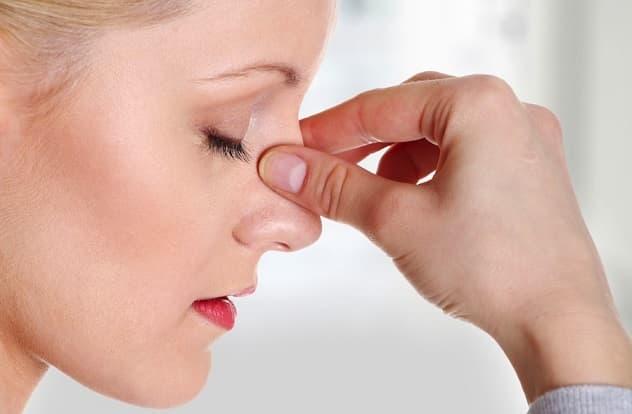 Масляные капли в нос для увлажнения слизистой носа