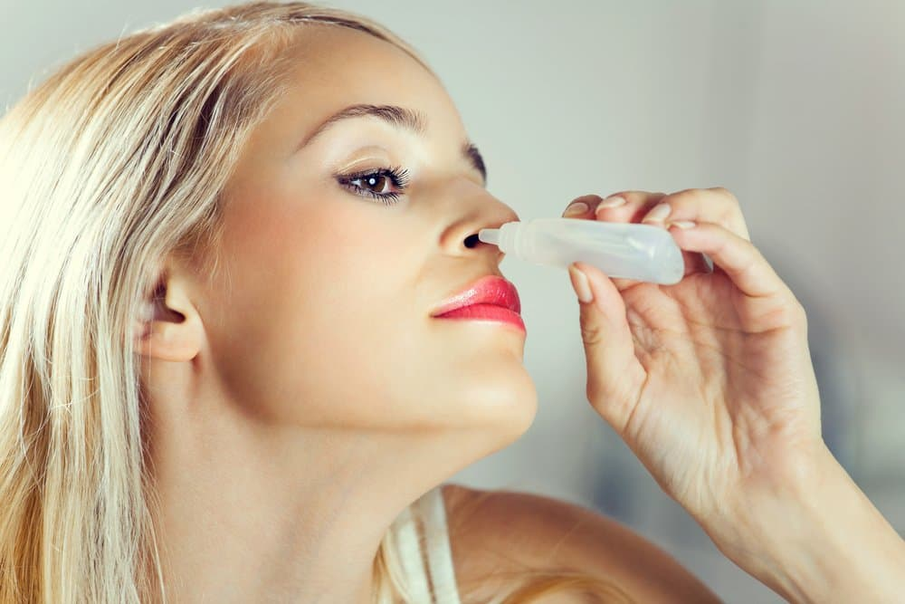 Антигистаминные препараты при заложенности носа