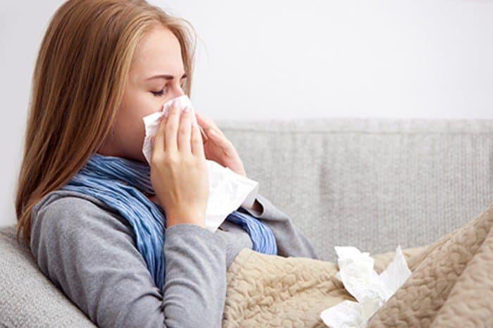 Воспаление слизистой носа - Лечение насморка