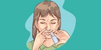 спрей от насморка и заложенности носа какой лучше