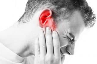 Заложенность уха при гайморите