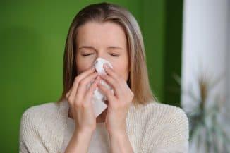 гайморит без гноя с отеком носовых пазух лечение